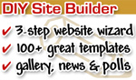 diy site builder